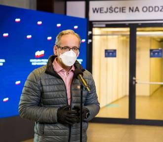Minister zdrowia: Trzecia fala pandemii nie jest nieunikniona