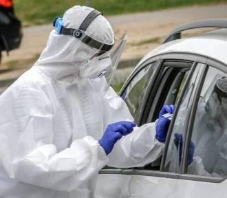 Bezpłatne testy na koronawirusa w Gnieźnie