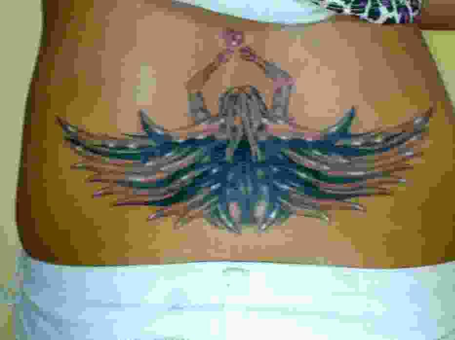 Tatuaż jest trendy, ale....