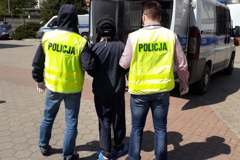 27-letni mieszkaniec Szubina podejrzany do popełnienie zabójstwa trafił do aresztu na trzy miesiące