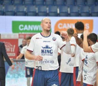 Anwil Włocławek - King Szczecin 75:78. Maciej Lampe zadebiutował w EBL [zdjęcia]