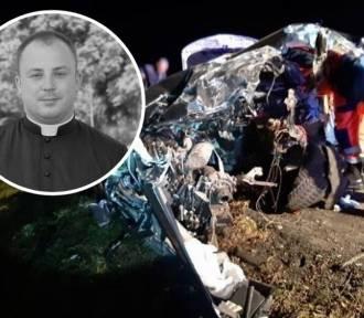 Dwie parafie w żałobie po tragicznej śmierci księdza Piotra