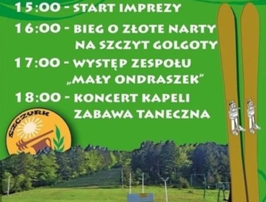 """Festyn Rodzinny """"Bieg o Złote Narty"""""""