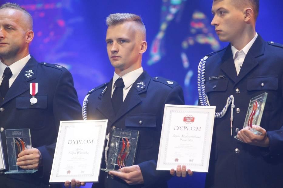 """Ogólnopolski plebiscyt """"Strażak Roku 2019"""" zakończony. Strażak z Mazowsza na podium [ZDJĘCIA]"""