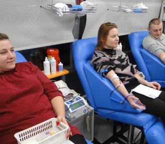 Finał WOŚP w Kaliszu. Oddali blisko 25 litrów krwi. ZDJĘCIA