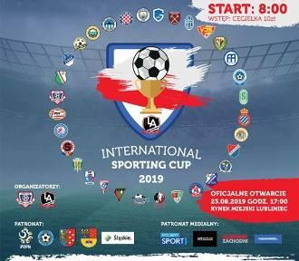 International Sporting Cup 2019 w Lublińcu ZAPOWIEDŹ