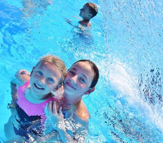 Nowe baseny w Sieradzu otwarte (zdjęcia)