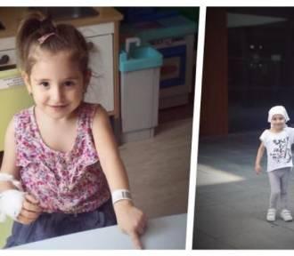 Pomóż w walce o życie małej Samiry