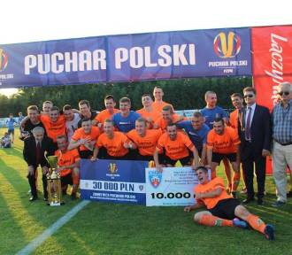 Regionalny Puchar Polski: Triumf GKS Drwinia! Hutnik pokonany po rzutach karnych [ZDJĘCIA]