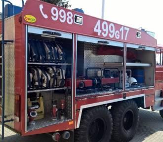 Oddaj złom strażakom. Druhowie z OSP Mikoszewo zbierają fundusze na nowy sprzęt