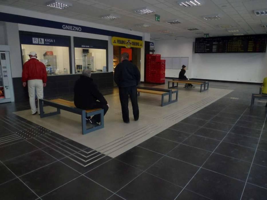 Gniezno: część pasażerska dworca gotowa!