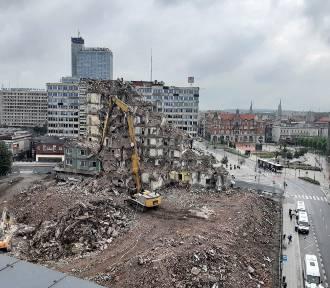 To już ostatnie chwile hotelu Silesia w Katowicach ZDJĘCIA