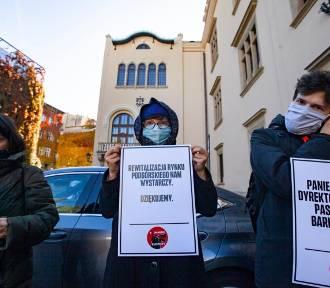Konflikt wokół remontu parku Bednarskiego. Mieszkańcy złożyli petycję w magistracie