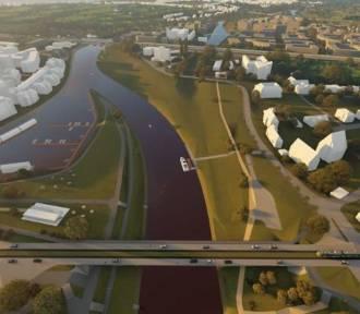 Poznań obrał kurs na rzekę! Jak będą wyglądać tereny nad Wartą?