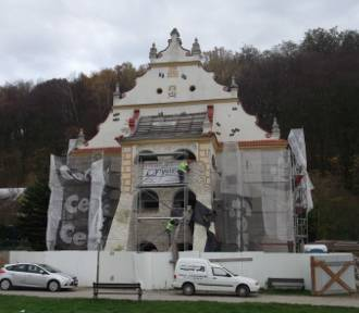 Koniec remontu obiektów Muzeum Nadwiślańskiego dopiero w przyszłym roku