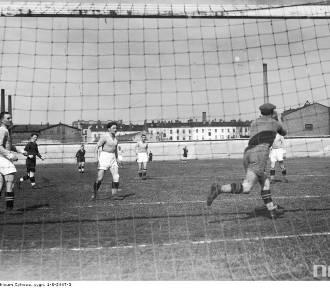 Wisła Kraków - Legia Warszawa na starych fotografiach [ZDJĘCIA ARCHIWALNE]