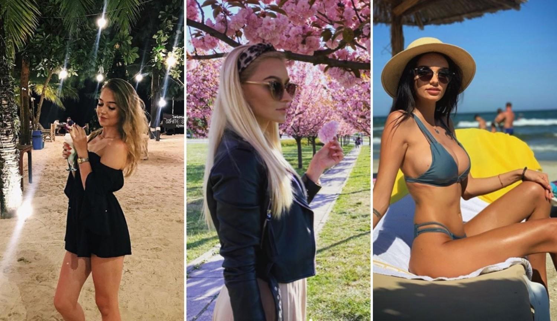 Dziewczyny, narzeczone i żony piłkarzy polskiej Ekstraklasy przyciągają spojrzenia mężczyzn