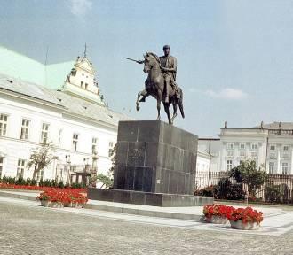 """Kupił """"Gęsiarkę"""" z Pałacu Prezydenckiego za 100 zł pod Halą Mirowską? Kelner oskarżony o kradzież"""