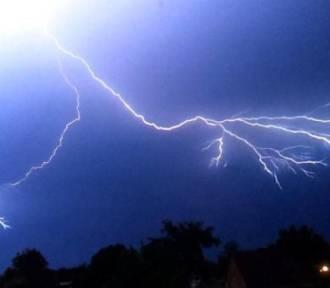 IMGW wydało ostrzeżenie przed burzami z gradem