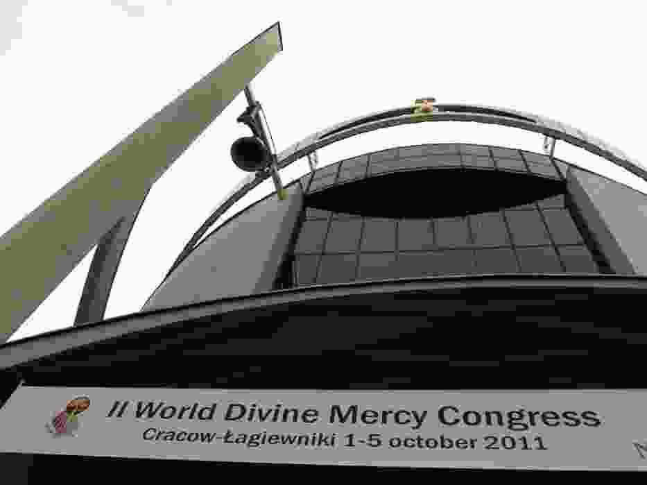 Sanktuarium w Łagiewnikach od soboty było świadkiem wielu konferencji i wydarzeń zakończonego Kongresu