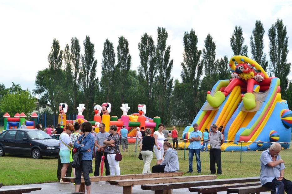 Festyn w Topólce