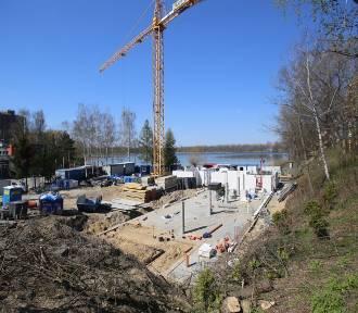 Budują nową stanicę żeglarską w Katowicach. Kosztuje ponad 5 mln zł