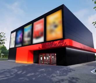 Nowe kino powstanie w Sieradzu (zdjęcia)