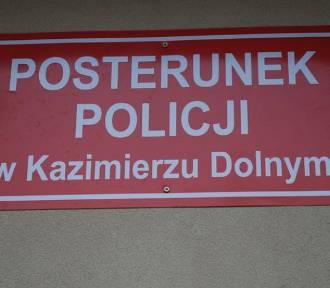 Kazimierz Dolny. Interwencja turystów pozwoliła ująć pijanego kierowcę