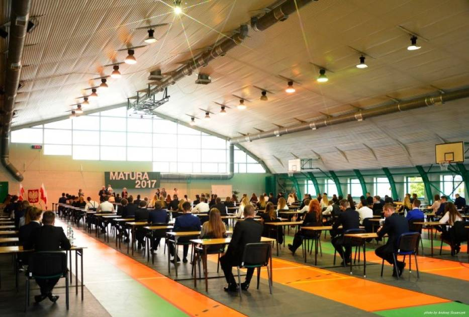 W ZSO nr 1 w Pruszczu Gdańskim maturę zdawało 108 osób. Nie zdała tylko jedna
