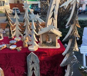 Pomysły na e prezenty ze świątecznego kiermaszu w Żołyni koło Łańcuta [FOTO]
