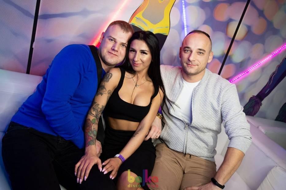 Najpiękniejsze kobiety na imprezach w Bajka Disco Club w 2020 roku. Tak się bawił Toruń przed koronawirusem!