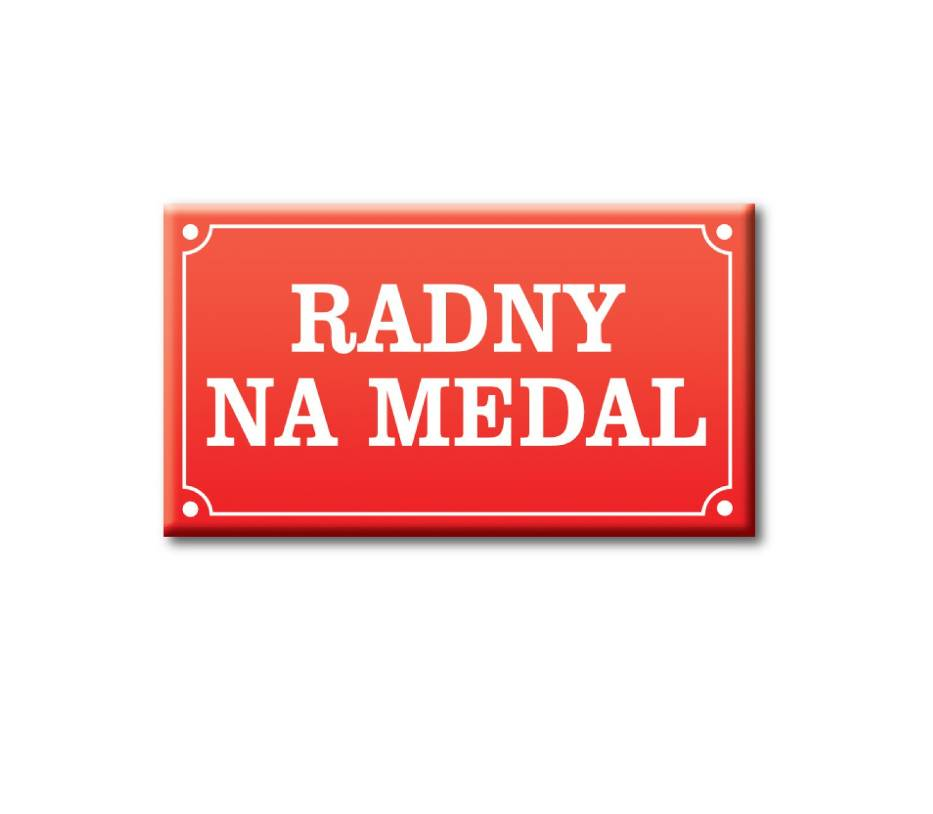 Radny na Medal