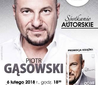 Piotr Gąsowski przyjedzie do Inowrocławia [zapowiedź]