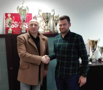Jest nowy trener w Widzewie Łódź