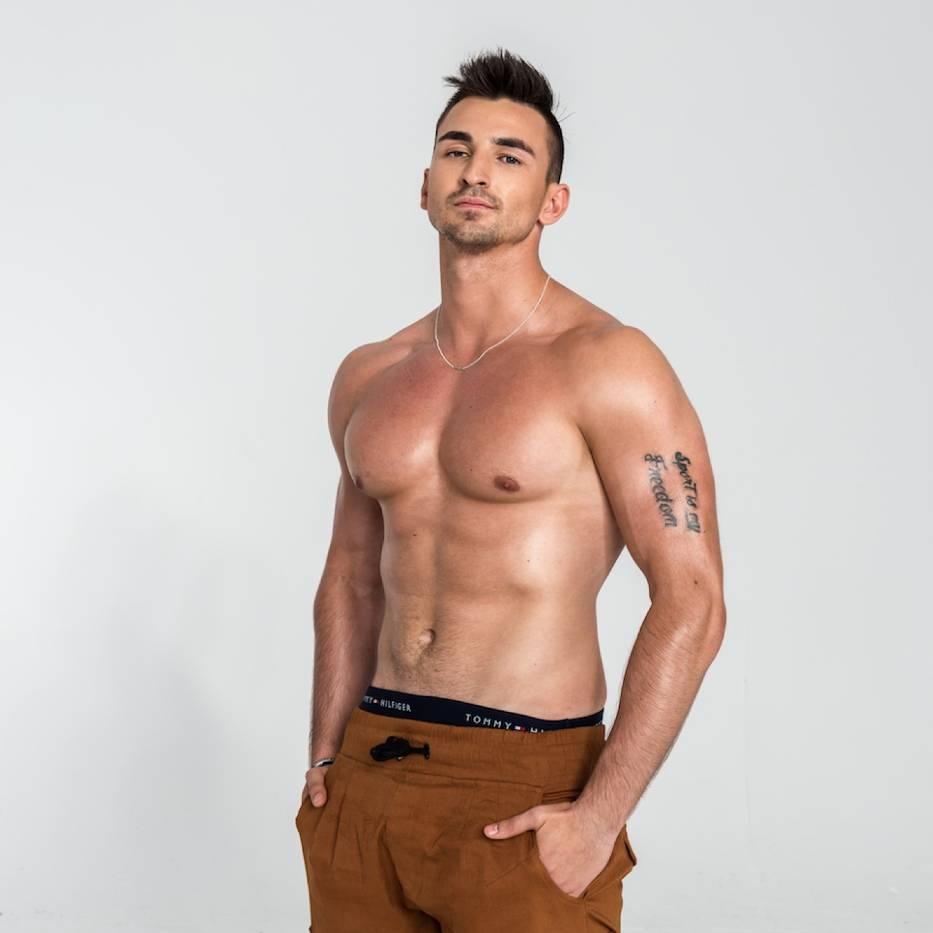 Mister Polski 2016: Jan Dostatni, 23 lata - Warszawa