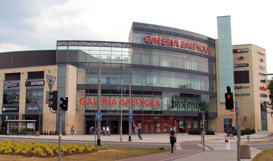 Galeria Bałtycka w Gdańsku
