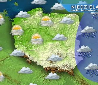 Pogoda na niedzielę, 19 września. Chłodne powietrze pozostanie nad Polską