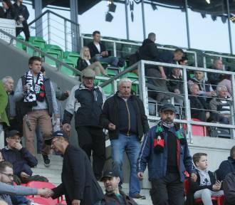 Kibice GKS Tychy pożegnali piłkarzy ZDJĘCIA KIBICÓW