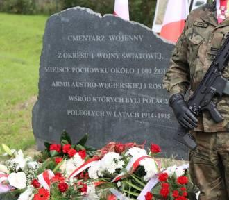Ku pamięci poległych pod Kraśnikiem i Polichną. Zobacz zdjęcia z uroczystości