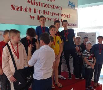 Pływackie Zawody Mikołajkowe