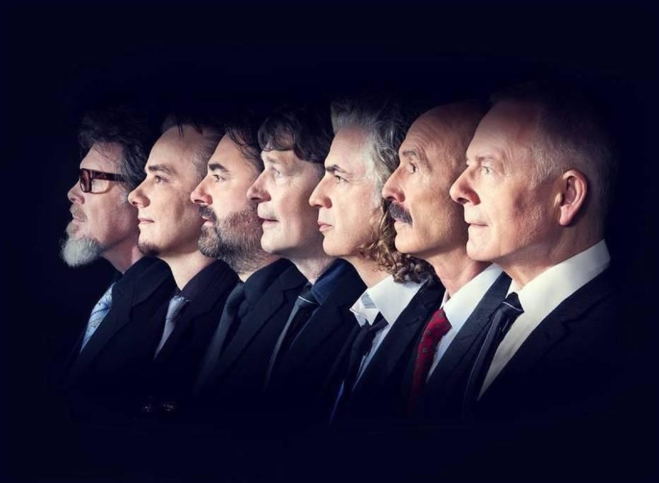 Grupa King Crimson to jeden z czołowych reprezentantów rocka progresywnego na świecie