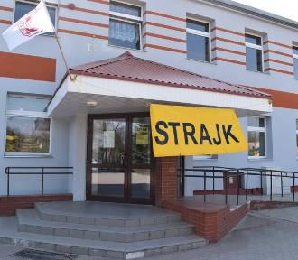 Krosno Odrzańskie/Gubin: Strajk nauczycieli trwa. Egzaminy odbędą się