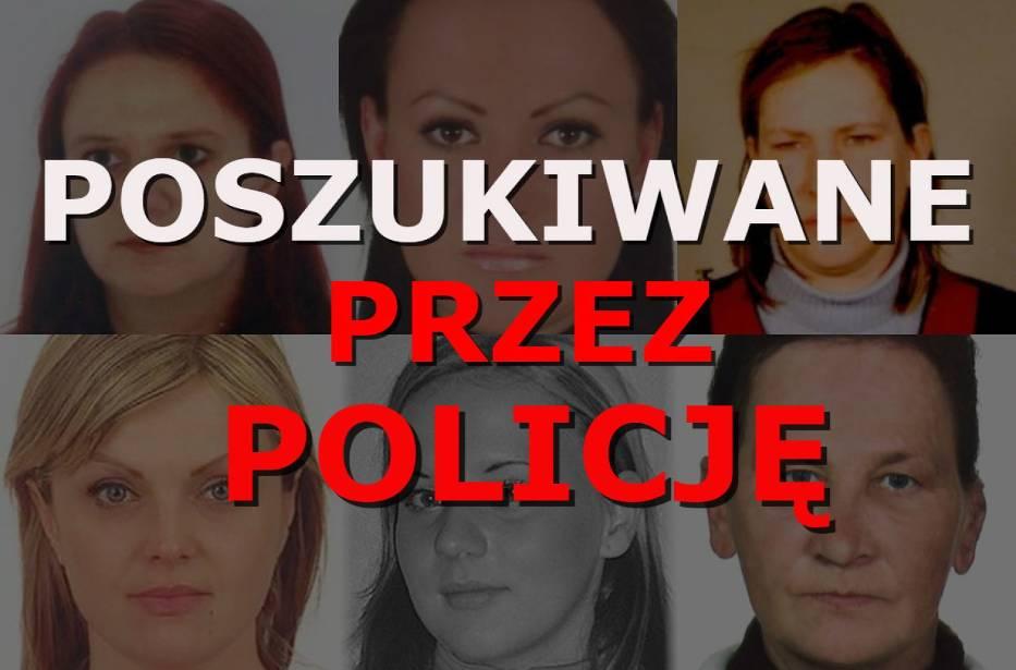 Policja: Kobiety poszukiwane za niepłacenie alimentów [ZDJĘCIA, CZĘŚĆ 2]