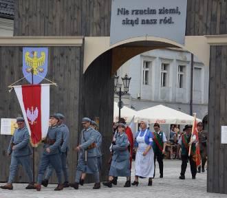 Inauguracja obchodów 100-lecia wybuchu Powstań Śląskich w Pszczynie ZDJĘCIA