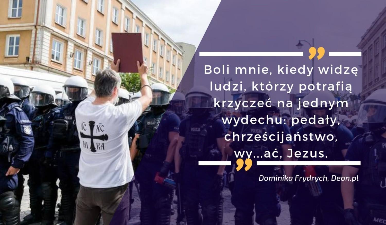 Nie milkną echa po pierwszym Marszu Równości w Białymstoku