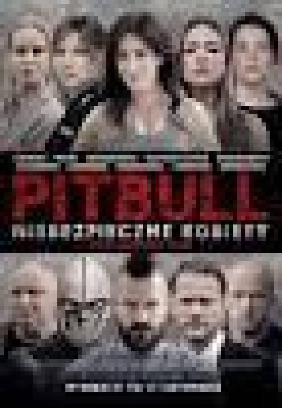 "plakat filmu ""Pitbul"