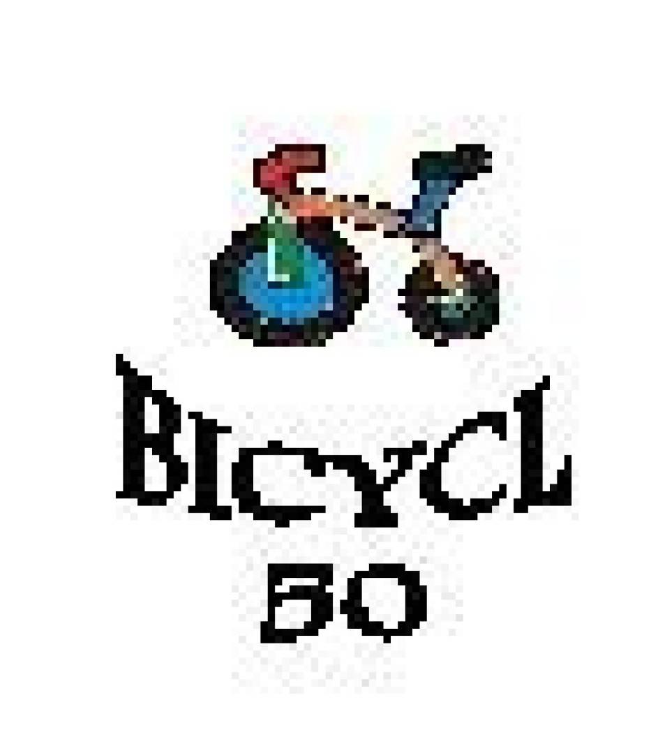 """Znak Nowogardzkiego Klubu Rowerowego """"BICYCL 50"""""""