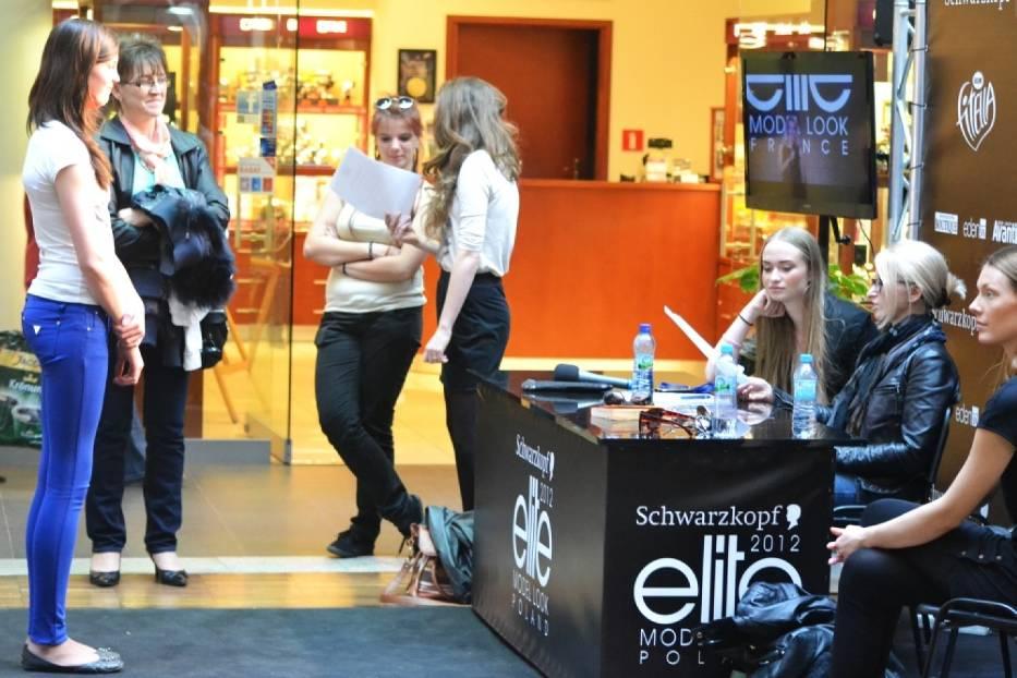 Konkurs Elite Model Look. Casting w Bydgoszczy
