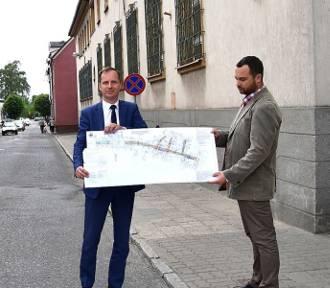 Sławno: Podpisano umowę na kolejny potężny remont ulic w centrum miasta [ZDJĘCIA]