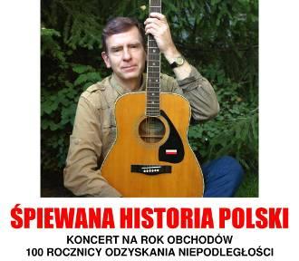 """Przechlewo. W sobotę centrum kultrury zaprasza na koncert patriotyczny """"Śpiewana Historia Polski"""""""